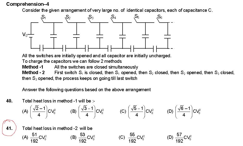 electricity comprehension